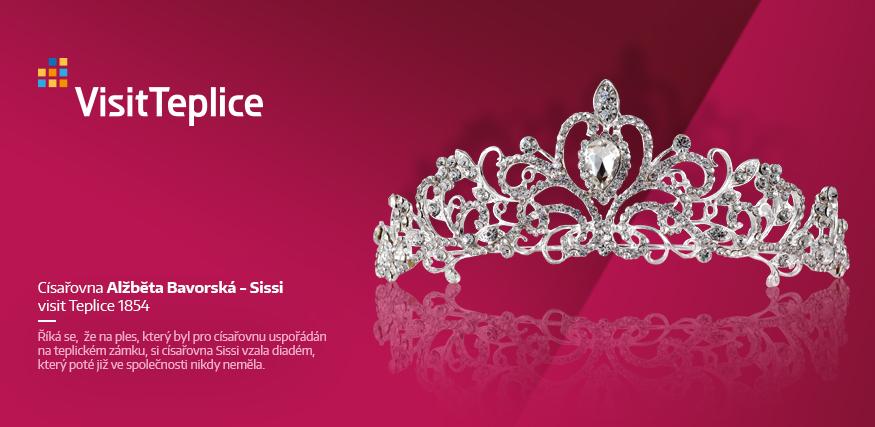 Císařovna Alžběta Bavorská - Sissi