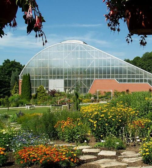 Botanischer Garten Teplice