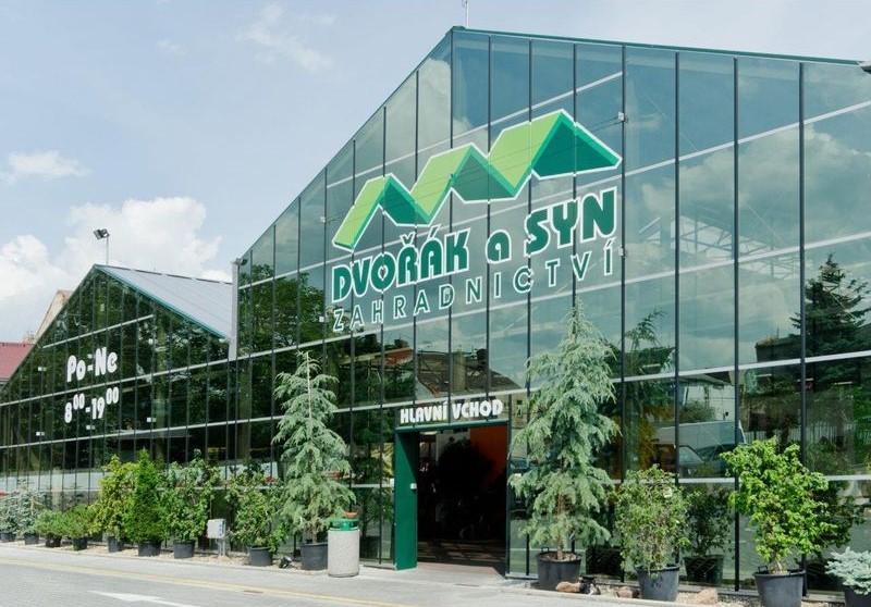 Dvořák and Son Garden Center