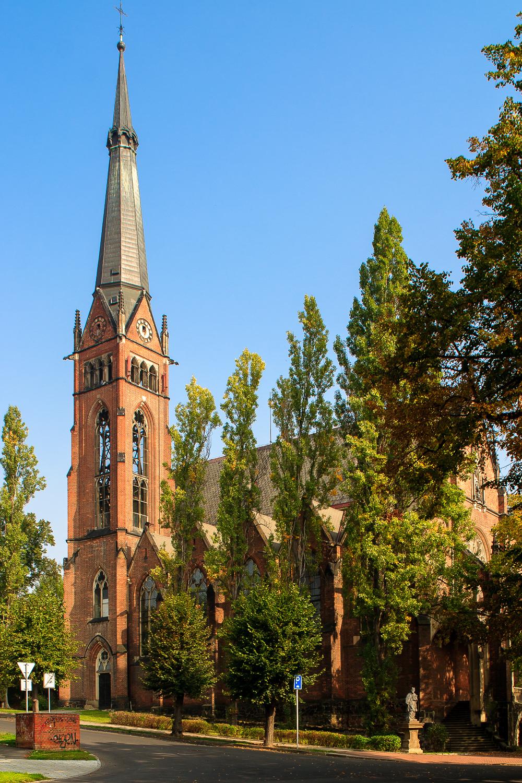 Kostel sv. Alžběty Uherské Durynské