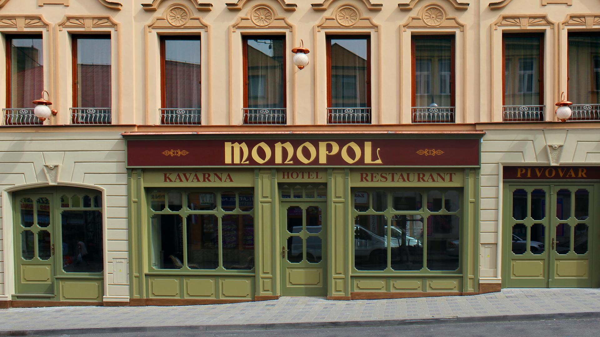 Restaurace Monopol